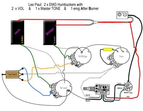 Emg Afterburner Install Ultimate Guitar