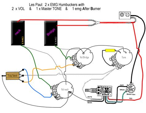 Wiring Emg Tone After Burner Fail Les