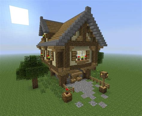 cottage guide eragh s fancy house guide once future minecraft
