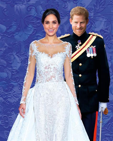 Herzogin meghan markle in zu engem kleid : Das ist Meghan Markles Brautkleid
