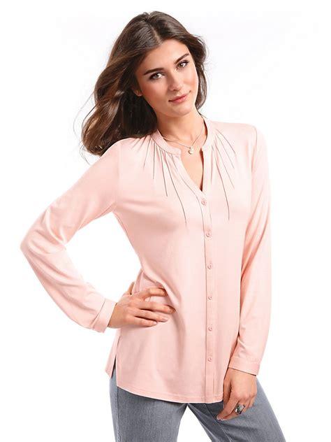 Blouse Olla Jersy hahn jersey blouse