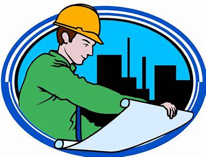 Clipart Civil Contractor Engineering Electrical Works Clip