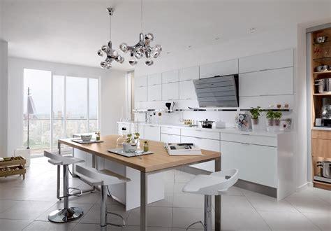 laboratoire de cuisine cuisine m100 mélaminé blanc pur mat rustica clair