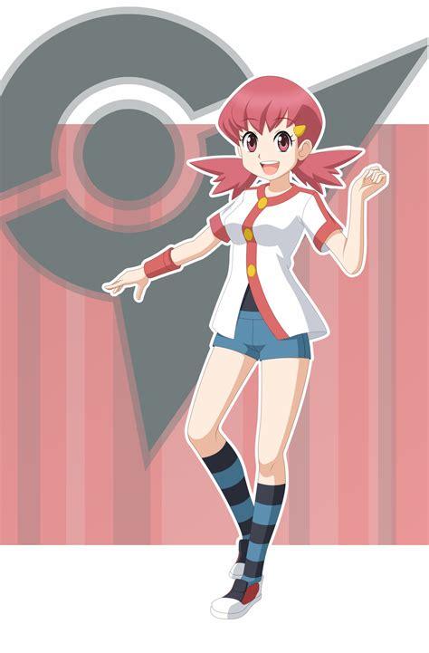 Pokemon Gym Leader Whitney Wwwpixsharkcom Images