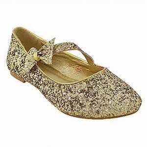 Schuhe Schnüren Ohne Schleife : ballerinas von essex glam in gold f r damen ~ Frokenaadalensverden.com Haus und Dekorationen