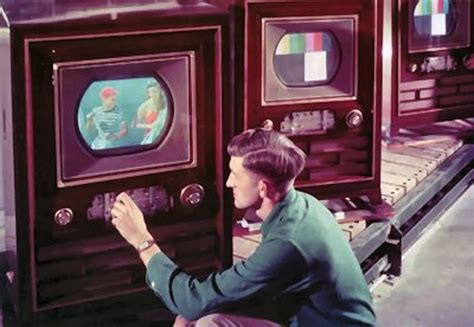 what year did the color tv come out fact for june 27th daves computer tips