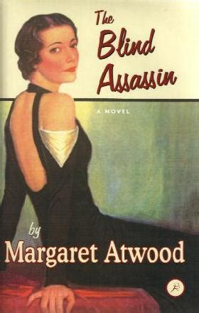 the blind assassin by margaret atwood 2000 booker prize