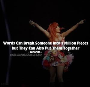 Rihanna Quotes ... Rihanna Ig Quotes