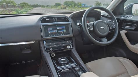 jaguar  pace  prestige interior car  overdrive