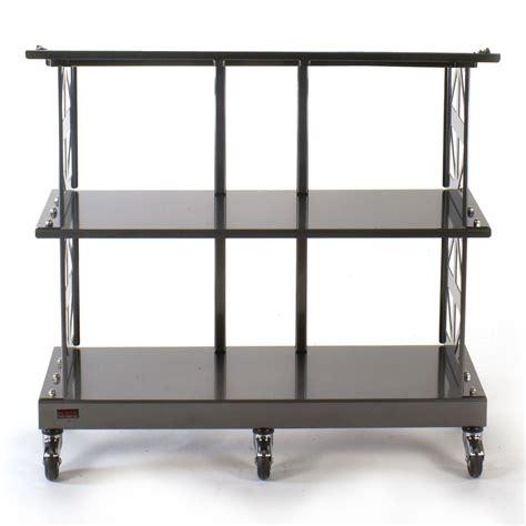 Lp Record Storage Rack 2 Shelves Boltz Steel Furniture