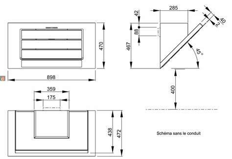 hauteur hotte de cuisine hotte d 233 corative murale inox 90cm avec 233 clairage par led ajustable en hauteur roblin ec rob412