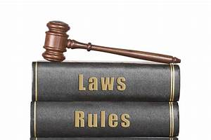 You Need To Know The Difference - Laws Vs  Rules