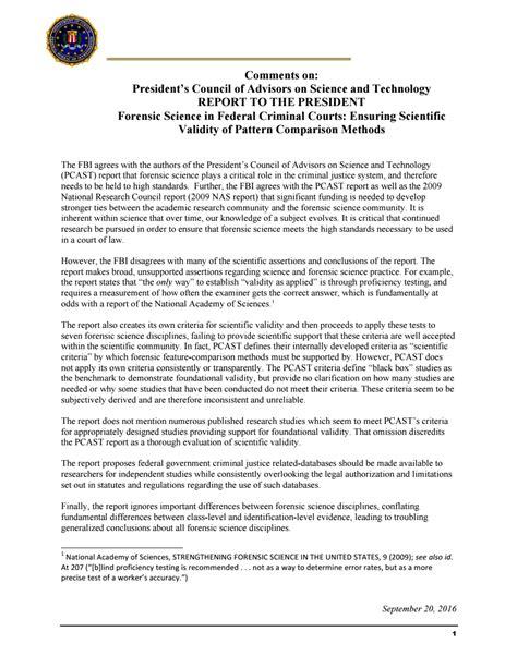 fbi gov file repository cover letter fbi pcast response fbi