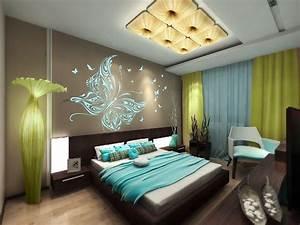 30 idees de deco chambre a coucher pour un look moderne With decoration de chambre a coucher