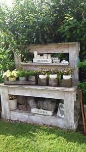 Palettenmöbel Garten Selber Machen : die besten 25 pflanztisch selber machen ideen auf pinterest pflanztisch selber bauen ~ Eleganceandgraceweddings.com Haus und Dekorationen