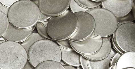 Wholesale Silver Coin Minting Blanks | Regency Mint