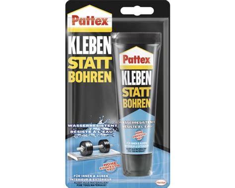 Pattex Kleben Statt Bohren Wasserresistent 142 G Bei