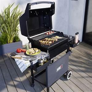 Barbecue Castorama Gaz : barbecue plancha gaz weber awesome weber q srie et ~ Premium-room.com Idées de Décoration