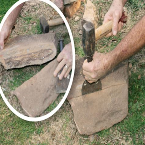 turn a garden bed into a rock pool australian handyman