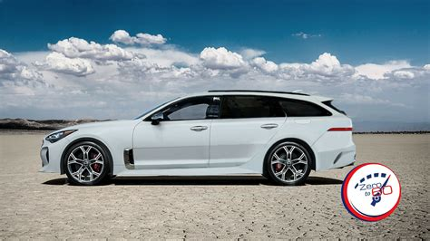 kia stinger gt wagon isnt   beaut leith