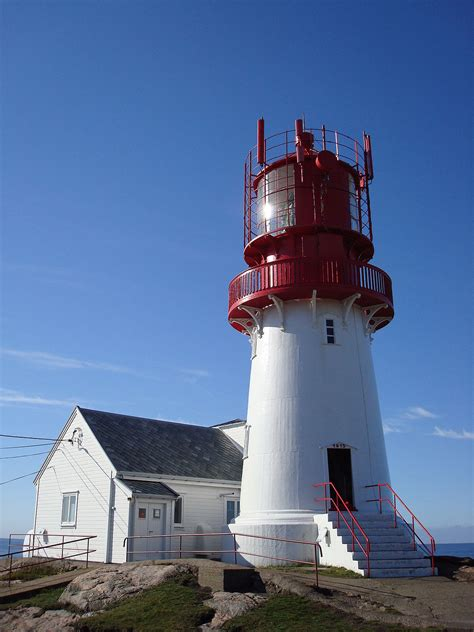lighthouses  norway wikipedia