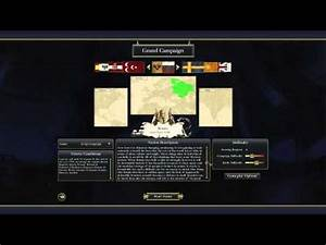 Empire Total War Faction Selection Video - YouTube