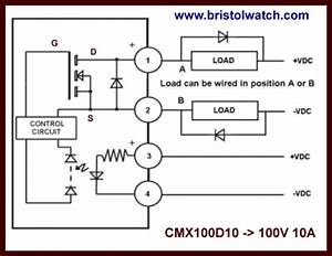 Mosfet Dc Relays Using Photovoltaic Drivers
