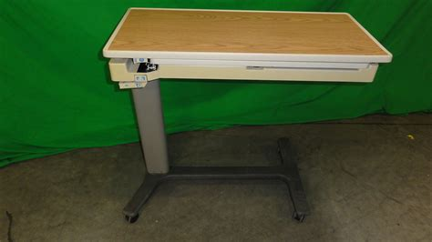 sharper image best over bed table overbed adjustable tilt table adjustable overbed table overbed table the most useful