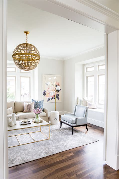 Foothill Drive Project Formal Living Room — Studio Mcgee