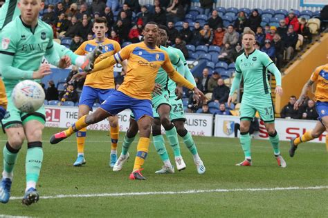 MATCH REPORT: Mansfield Town held after Carlisle United ...