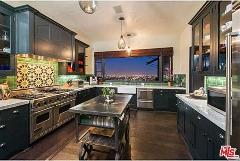 brian greene kitchens megan fox brian green list los feliz home 1782