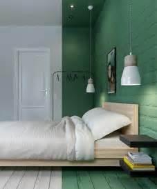 Idée Couleur Mur Chambre Adulte by Nos Astuces En Photos Pour Peindre Une Pi 232 Ce En Deux
