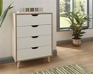 Stockholm 4 Drawer Chest Assembly Instructions  Gfw