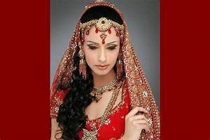Hairstyle For Bride Indian Wedding HairStyles