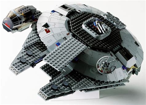 See Star Wars Lego Millennium Falcon sets over the years ...