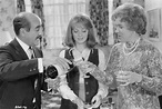 Warren Mitchell Elaine Taylor and Pat Heywood #14560547 ...