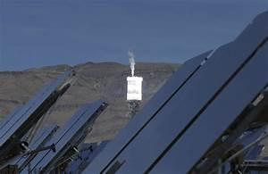 Huge solar-thermal plant opens near Nevada-California ...