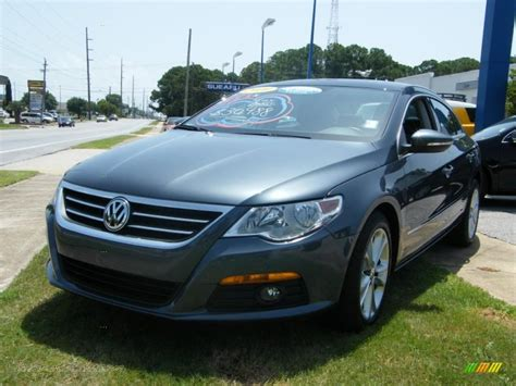 volkswagen cc luxury  island grey metallic photo