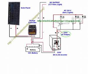 How To Install Solar Panels Wiring Diagram Collection