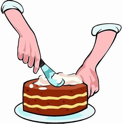 Cake Baker Clipart Word Jordan Transparent Making