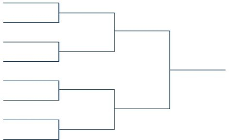 Tournament Draw Sheets Templates by Tournament Bracket Template