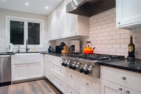 semi custom cabinets add layers of texture to your new