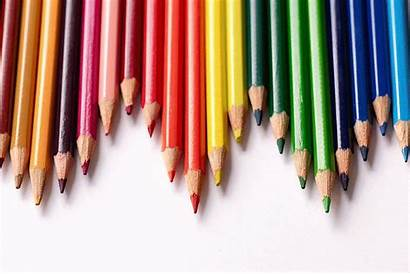 Pencils Colored Pencil Moving Colorblind Might Person