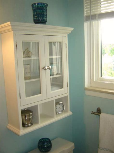 Bathroom Above Toilet Cabinet by Above Toilet Cabinet Depth Home Design Decorating Ideas