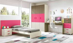 amazing chambre rose et gris ado 2 chambre fille lit With photo de chambre ado fille