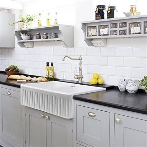 kohler trough 30 single bowl fireclay apron farmhouse kitchen sink