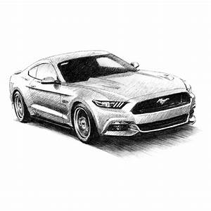 3 Mustang Drawing Cool For Free Download On Ayoqq Org