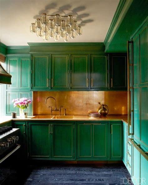 color trend emerald green home design manhattan