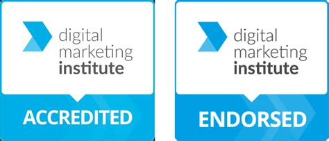 digital marketing accreditation accreditation digital marketing institute