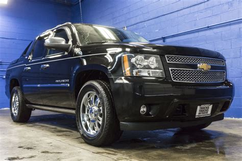 2012 chevrolet avalanche information and 2012 chevrolet avalanche